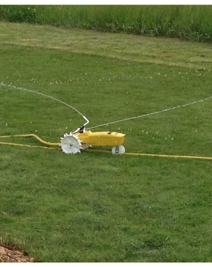 Arroseur automatique autonome RT1865 rain train sprinkler