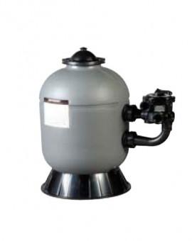 Filtre à Sable Propure Série Pro Side - Vanne 6 Voies - 6 M3/h