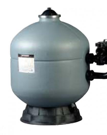 Filtre à Sable Propure Série Pro Side - Vanne 6 Voies - 22 M3/h