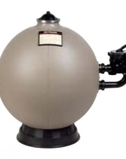 Filtre à Sable Propure Série Pro Side - Vanne 6 Voies - 30 M3/h