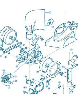 Polaris 360 - Num 7 - La paire de roues