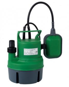 Pompe vide-cave eaux claires 250w avec interrupteur flotteur