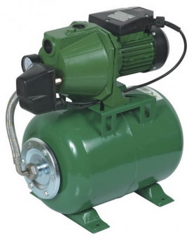 Pompe surpresseur 50L avec JET121