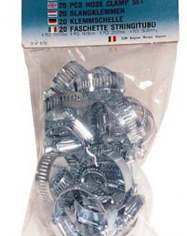 Colliers De Serrage 20 Pieces