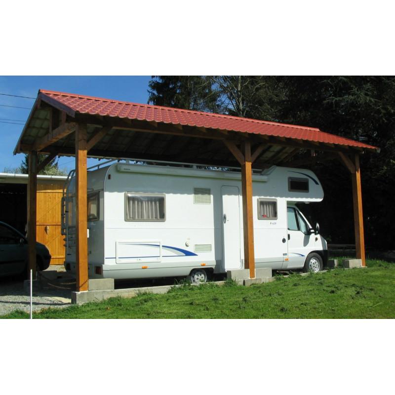 auvent double couvert pour camping car 30m2 carport a camping car. Black Bedroom Furniture Sets. Home Design Ideas