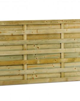 Panneau clôture brise-vent et brise-vue DELIMIT1 180x90cm
