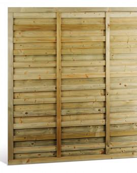 Panneau clôture brise-vent et brise-vue DELIMIT3 180x180cm
