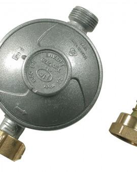 Détendeur gaz butane NF valve filetage tétine blister