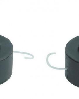 Bobines de fil pour coupe bordure PRW252A en lot de 2