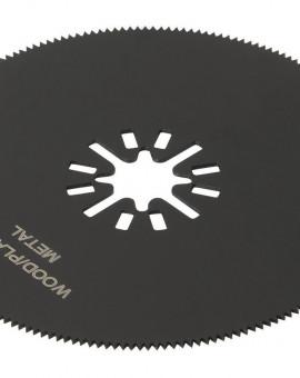 Lame pour PRPMV/M ronde en acier HSSM2 ép 0.8 diam 80mm