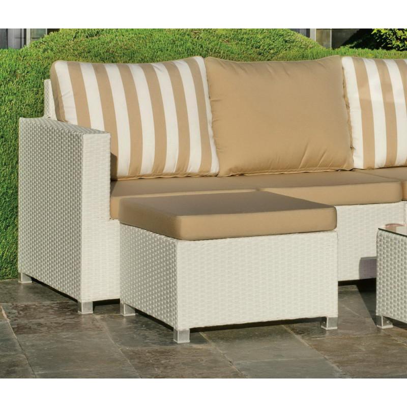 salon de jardin trinidad 6 places r sine tress e hevea mobilier de jardin. Black Bedroom Furniture Sets. Home Design Ideas