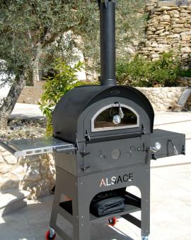 Four et Barbecue de jardin Multifonction Vulcano 3 PREMIUM