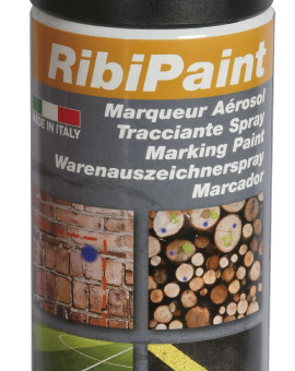 Marqueur rouge fluo en spray 500ml MARKER PAINT