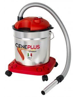 Aspirateur pour cendres électrique sur roues CENEPLUS