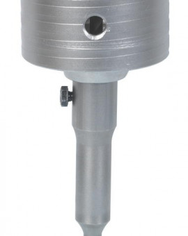 Scie trépan SDSplus diam.80mm x longueur 160mm