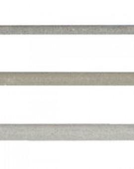 Baguettes soudage rutiles 130 pièces - 50x2.0mm + 50x2.5mm + 30x3.2mm