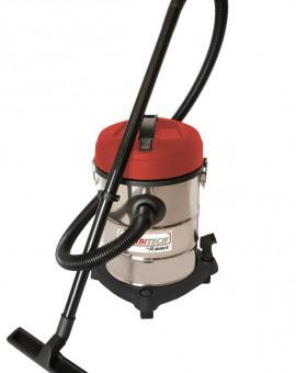 Aspirateur eau et poussière 1200w - 25L inox ASPIRIX