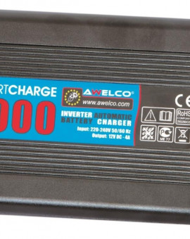 Chargeurs de batterie à technologie INVERTER 12V-307W-Technocharge 4000