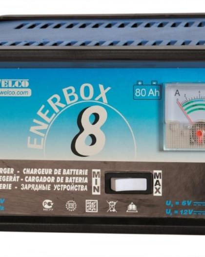 Chargeurs de batterie 6/12V-70/110W-Enerbox 8