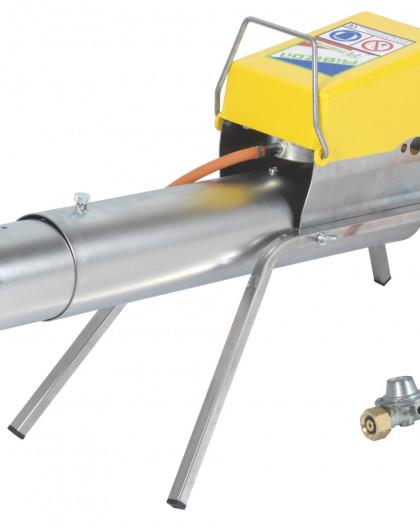 Épouvantail à gaz AG0571 à Canon télescopique