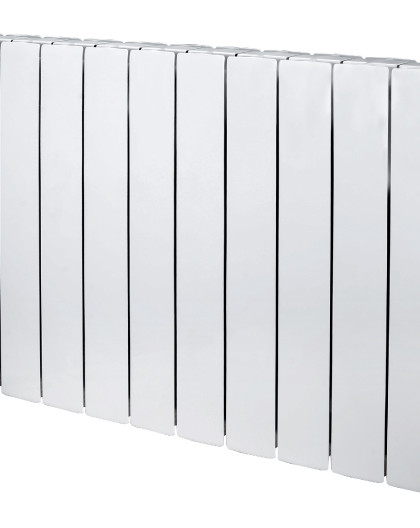 radiateur inertie fluide 2000w 12 elements tout pour. Black Bedroom Furniture Sets. Home Design Ideas