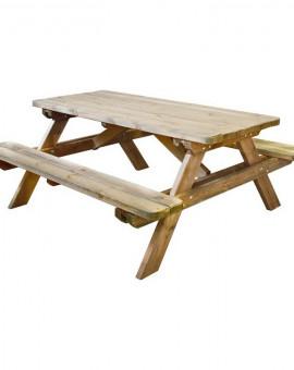 Table de Pique nique Robuste 45 mm