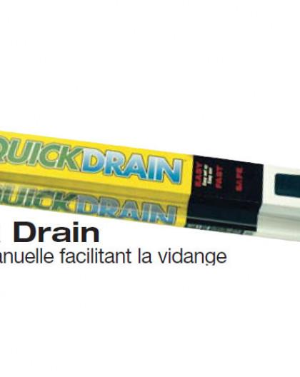 Quick Drain