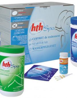 Pour Spa au Brome Kit HTH Complet de traitement (environ 3-4mois)