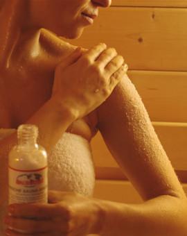 Flacon de Sel pour Sauna