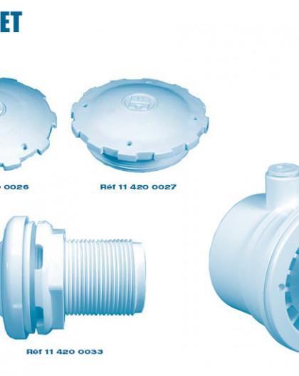 SP1450 - Vanne de régulation dair
