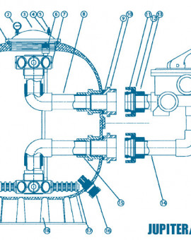 Filtre Side - Num 6 - Crépine tubing