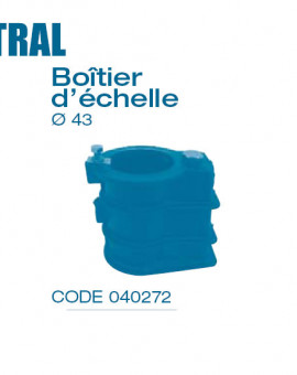 Echelle - Boitier dEchelle