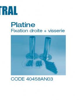 Echelle - Platine