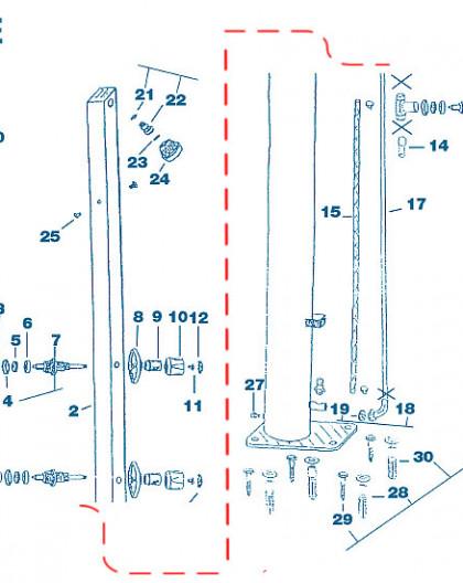 Douche - Num 1 - Dépot générateur 30 l
