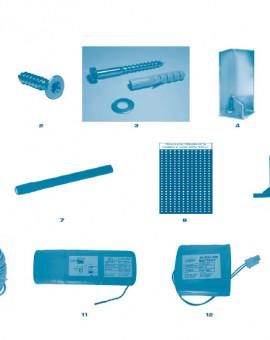 Alarme Ocea Protect - Num11 - Pile 9V 18A pour sirène