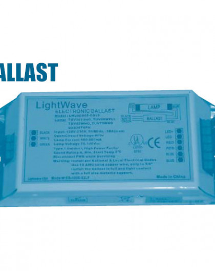 Ballast - Ballast 1 x 120 W