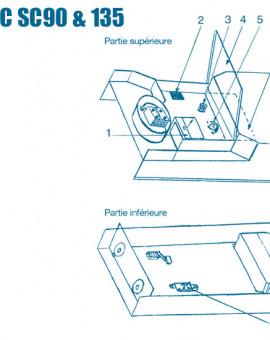 Electrolyseur Euromatic SC90 et SC135 - Num 3 - Porte fusible