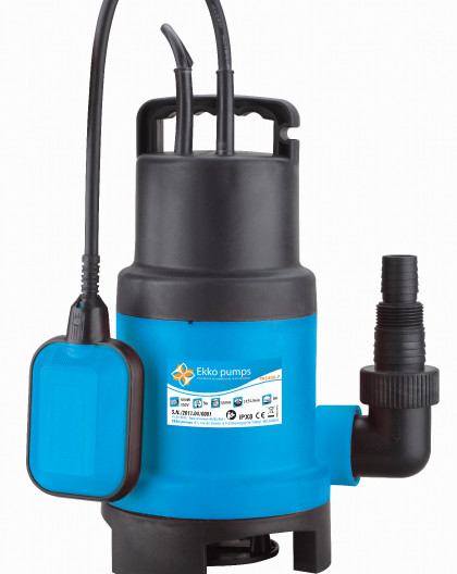Pompe Immergee Eaux Chargees 400W