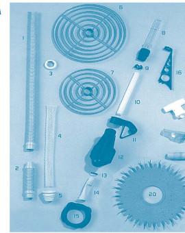 Super Manta - Num 5 - Adaptateur conique
