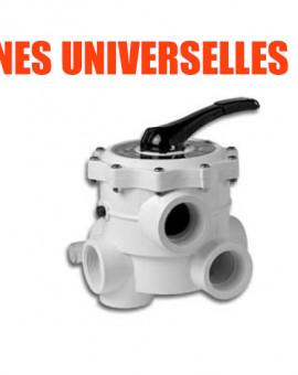 Vanne Universelle pour filtre à sable