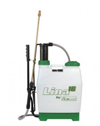 Pulvérisateur 17L à dos à pression entretenue LINA16 usage professionnel