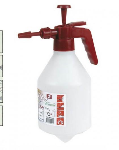 Pulvérisateur 2L à pression préalable VITO2 spécifique produits agressifs