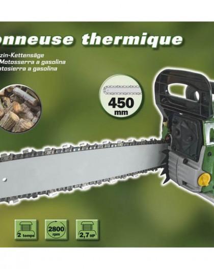 Tronçonneuse Thermique 45cc