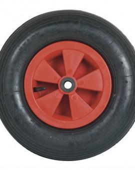 Roue Gonflable (pour brouette) 400x105mm avec roulements à aiguilles