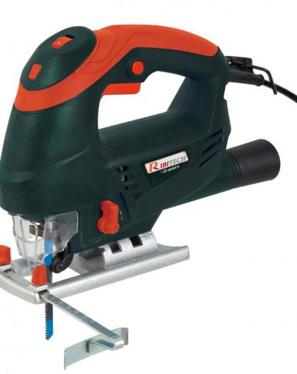 Scie Sauteuse 800W guide laser en coffret