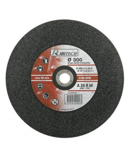 Disque à Tronconner Acier, Diamètre 300 mm, plat