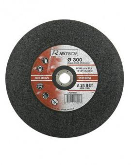 Disque à Tronconner Acier, Diamètre 350 mm, plat