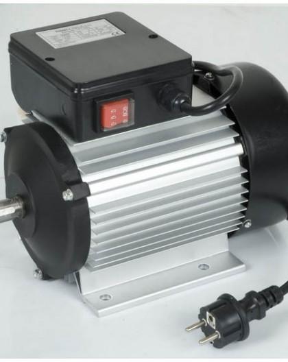 Moteur Electrique 2CV mono 2800 tr/min avec interrupteur