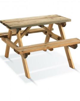Table pique nique Wapiti pour enfant