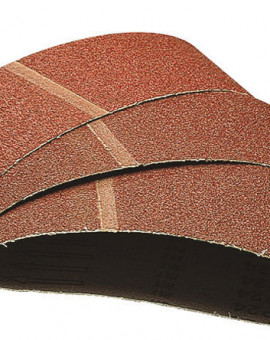 Lot De 3 Bandes Abrasives 914X100Mm